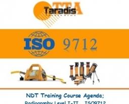 برگزاری دوره آموزشی رادیوگرافی صنعتی بر اساس استاندارد ISO 9712  در تیر ماه